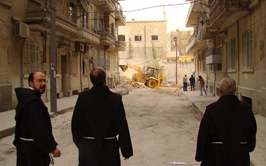 Aleppo: il cielo oltre le bombe