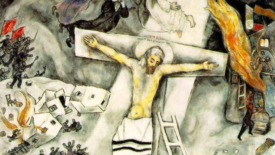 Crocifisso di Chagall